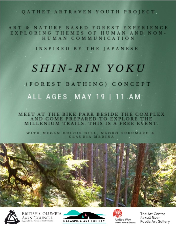 shinrin yoku workshop poster draft 2